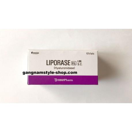 Liporase Hyaluronidase Dissolve Hyaluronic Acid fillers