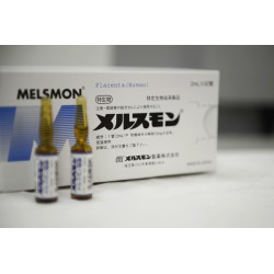 Melsmon human placenta injection
