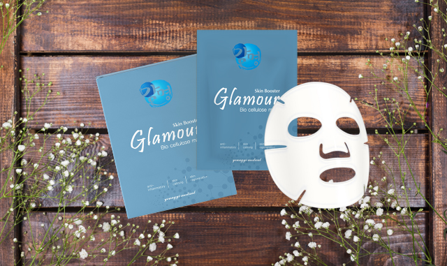 bio-cellulose regenerating mask