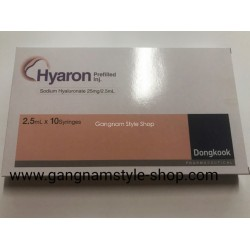 Dongkook Hyaron Prefilled SODIUM HYALURONATE INJECTION