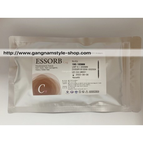 Essorb Slice PDO Spike Cog Cannula Lifting Thread (20 PCS)