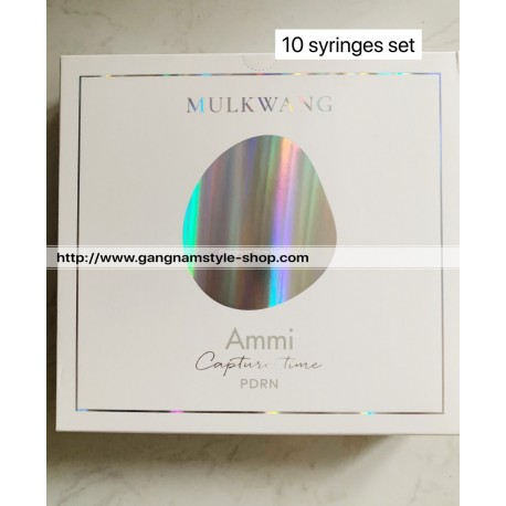 Ammi Capture Time PDRN Mulkwang skin boosters 10 syringes