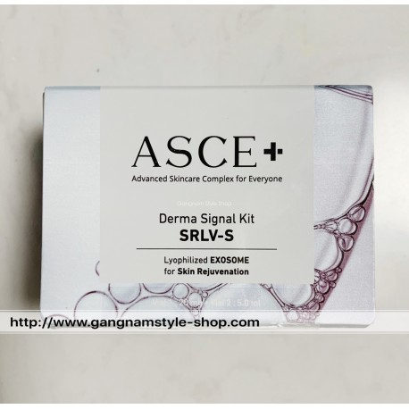 ASCE+ human stem cell mesotherapy