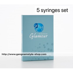 Glamour HA Skinboosters with Peptides & glutathione 5 Syringes