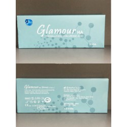 Glamour HA Skin booster 2.7cc CE mark for hyaluron pen