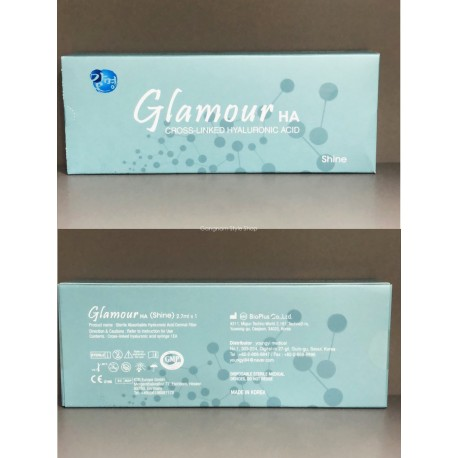Glamour HA Skin booster CE mark for hyaluron pen