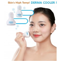 Derma Cooler Multi [Face] after medical or cosmetic procedure Manual Massage Stick