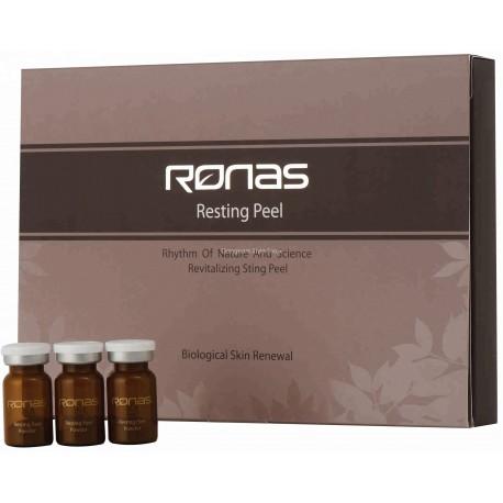 Ronas Resting Peel 10 vials anti-aging