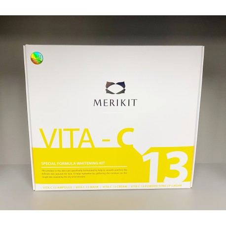 MERIKIT Vita C-13 kit whitening anti-aging