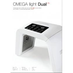 Omega Dual LED light with IPL