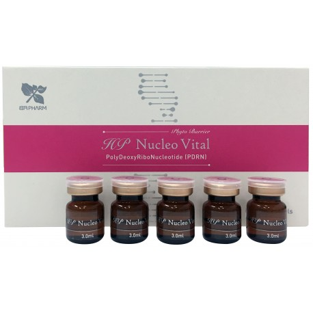 HP Nucleo Vital PDRN + Hyaluronic Acid Skinboosters
